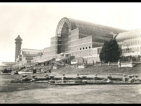 Places - lost in time: the crystal palace