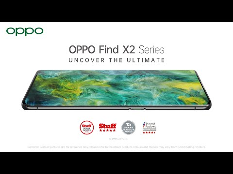 The new oppo find x2 series - available now!