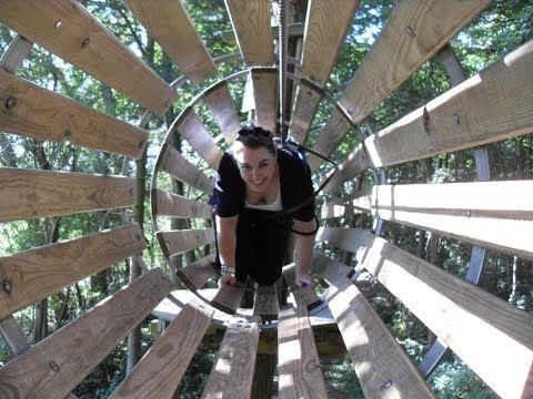 Go ape leeds castle - great day out
