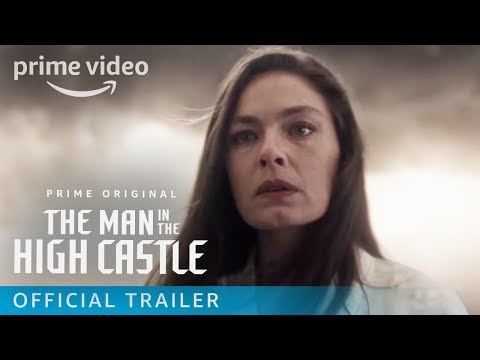 The man in the high castle season 4 - official trailer   prime video
