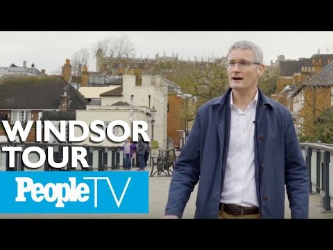 A walking tour of windsor: check out harry and meghan's new home!   peopletv