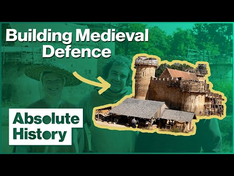 How to build a castle's defence   secrets of the castle (2/5)   absolute history