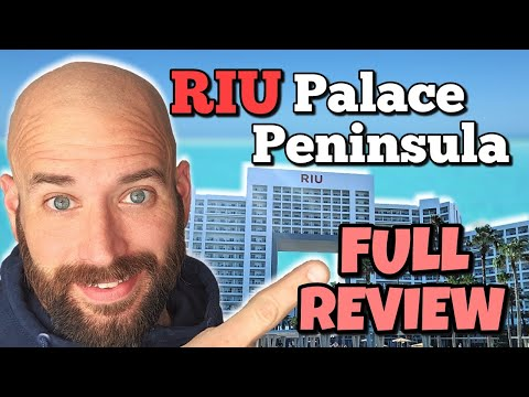 Riu palace peninsula cancun review   is it 1 of the best all inclusive resorts in the hotel zone ?