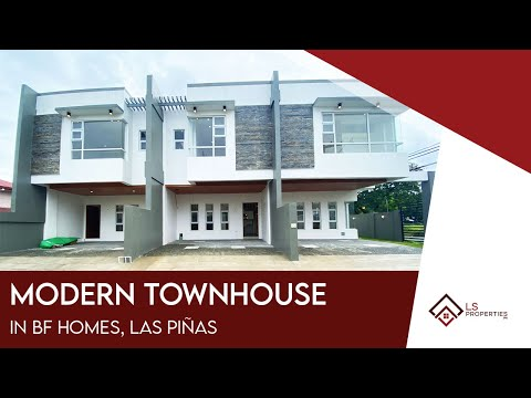 Property feature no. 11 - brand new modern designed townhouses in bf las piñas
