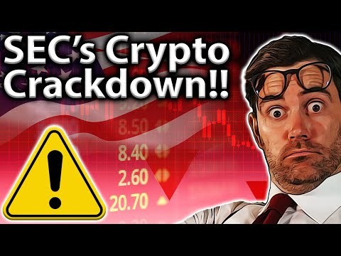 Sec targeting crypto: which projects at risk?? 😨