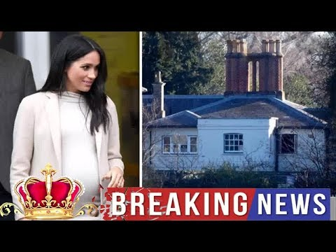 Meghan fashion - meghan markle 'very involved' as 'run-down' frogmore cottage converted into luxury