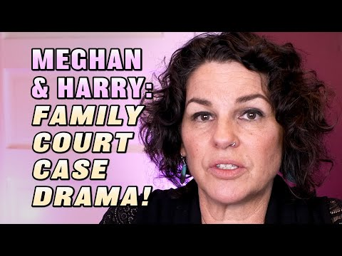 Meghan & harry's court case! family dramas & plays! (what's behind the scenes? what will we see?)