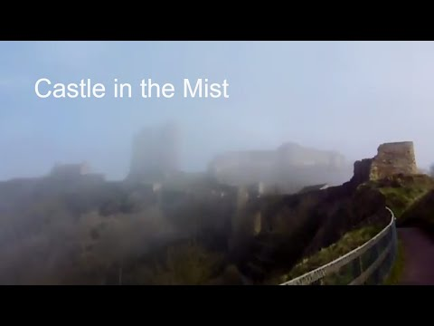The castle in the mist