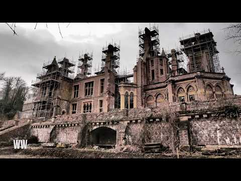 Top 10 most beautiful abandoned mansions in the world