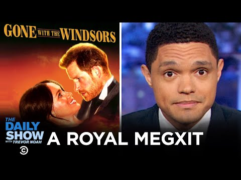 Harry and meghan's royal exit explained   the daily show