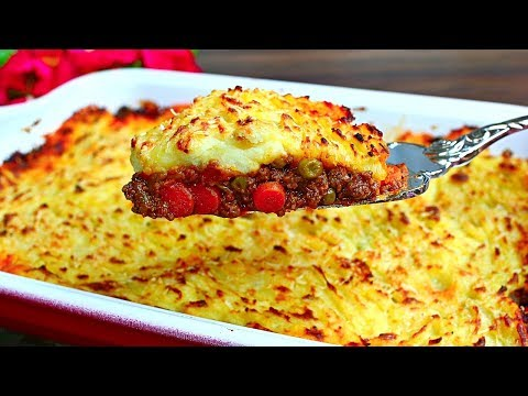 Cottage pie recipe - how to make delicious cottage pie