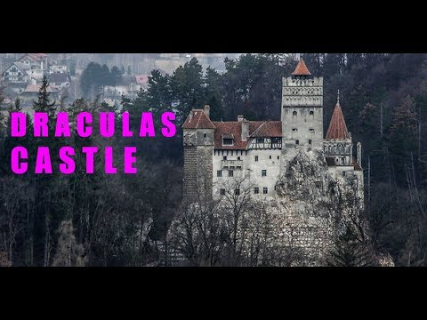 Draculas castle - the real truth!