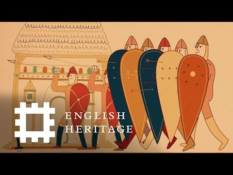 Why william won at the battle of hastings 1066   animated history