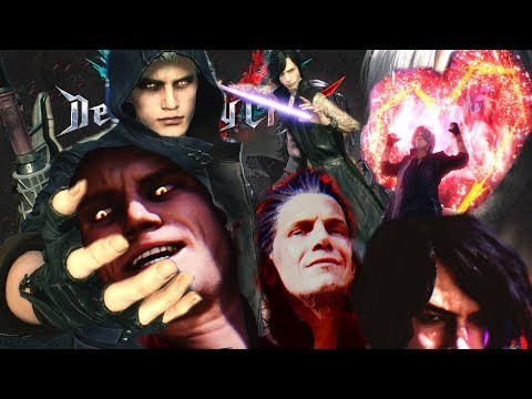 Dmc 5 bloody palace new unlocked taunts & all endings - devil may cry 5
