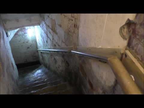 An exploration of the allegedly haunted hurst castle, keyhaven, hampshire