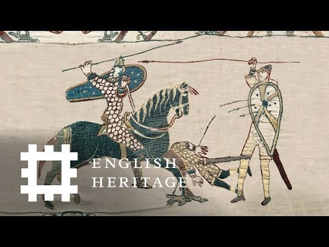 A brief history of the normans   animated history