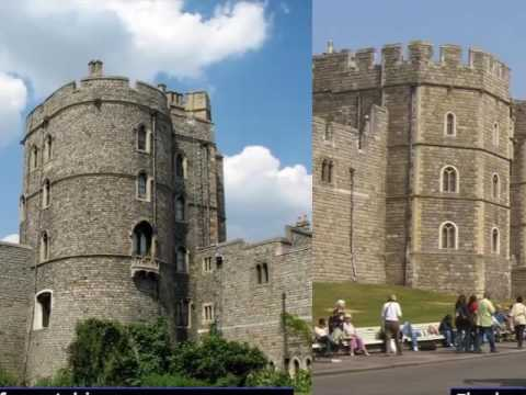 Windsor castle  pictures of most beautiful & one of the world best location to visit