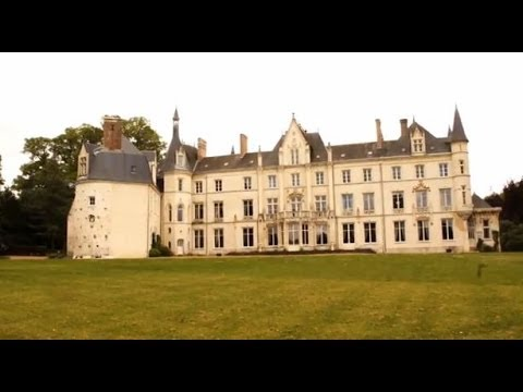 Luxury homes ! 3 amazing million dollars homes ! chateaux for sale in france !