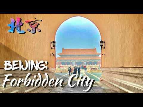 Traveling in china   we came to beijing to discover why this place was forbidden for most of people…